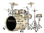 Odery Drums: entre Taiwan e Brasil nasce a Privilege