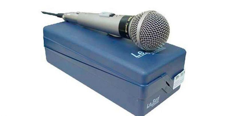 Leson Microfones diz que não vai quebrar