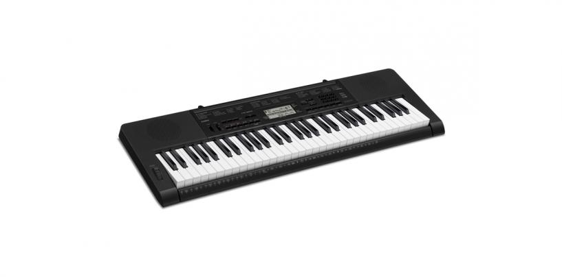 Lançamento Casio: teclado estudo CTK 3000 KT