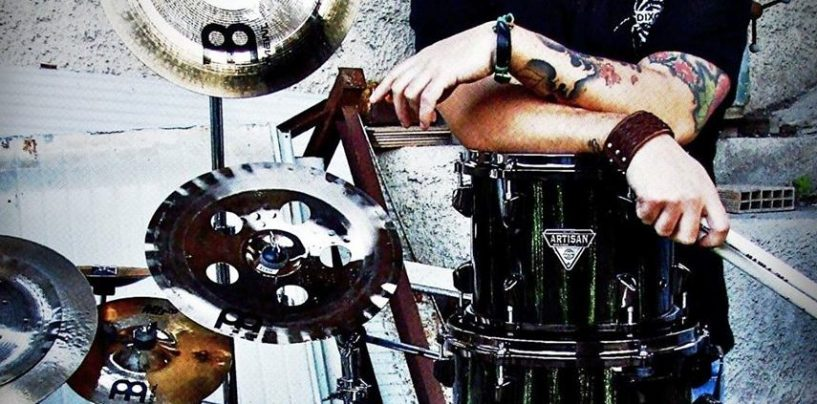 Dixon Drums quer mais Brasil