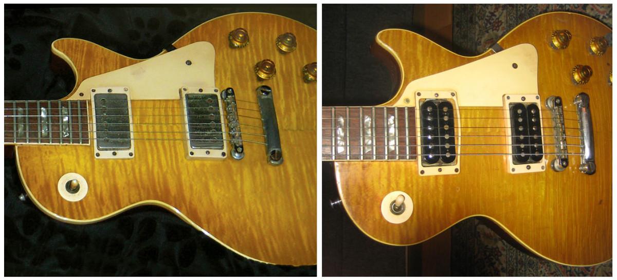 Como reconhecer uma guitarra Gibson falsificada