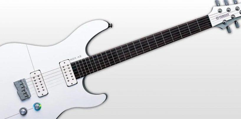 Guitarra Yamaha RGX A2: empresa traz variedades para suas linhas de guitarra