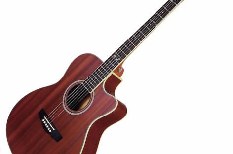 Di Giorgio lança linha de violões Série Western