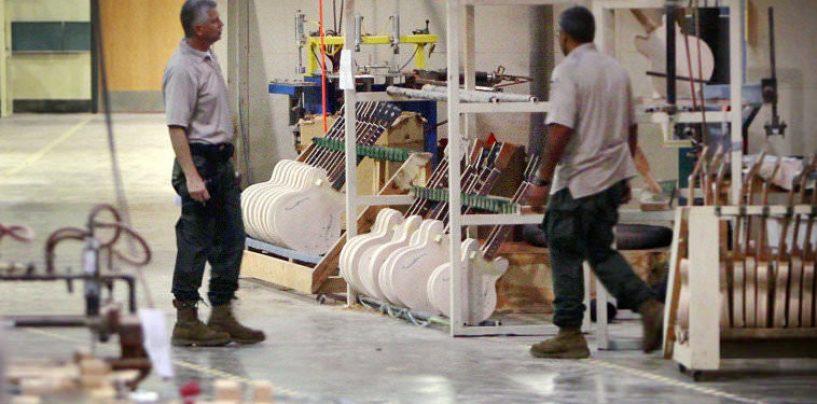 Madeira usada na guitarra Gibson coloca fabricante na mira dos ambientalistas