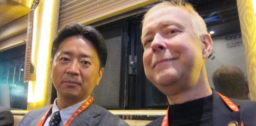 Onkyo: Gibson Brands compra participação na Onkyo Japão e EUA