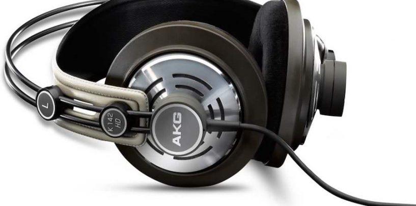 AKG lança novos fones para linha On Ear