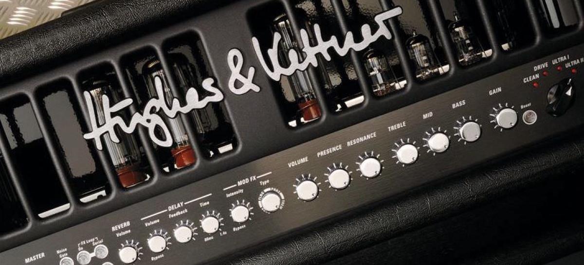 Os 20 melhores amplificadores de guitarra do mundo