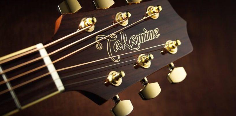Takamine lança primeira edição limitada da G-Series