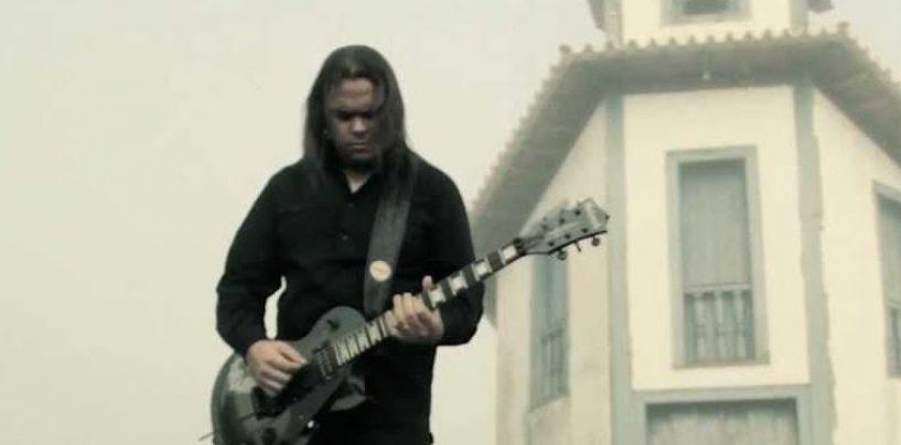 Tagima TLP Flamed:  Téo Dornellas é guitarrista endorsee da Tagima