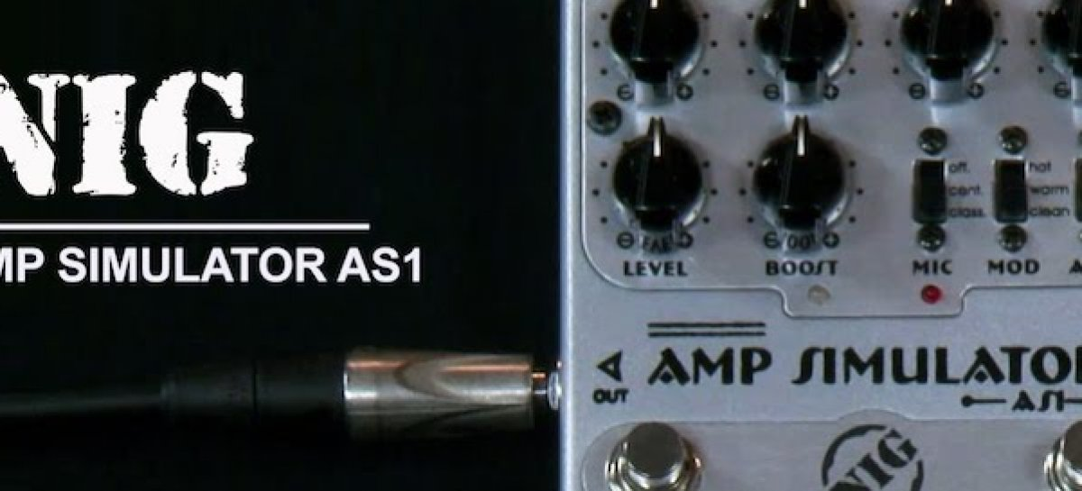 Pedal NIG Amp Simulator