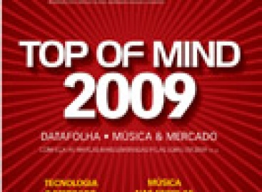 Capa: Top of Mind 2009
