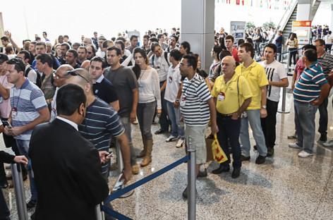 Expomusic 2012: resumão primeiro dia