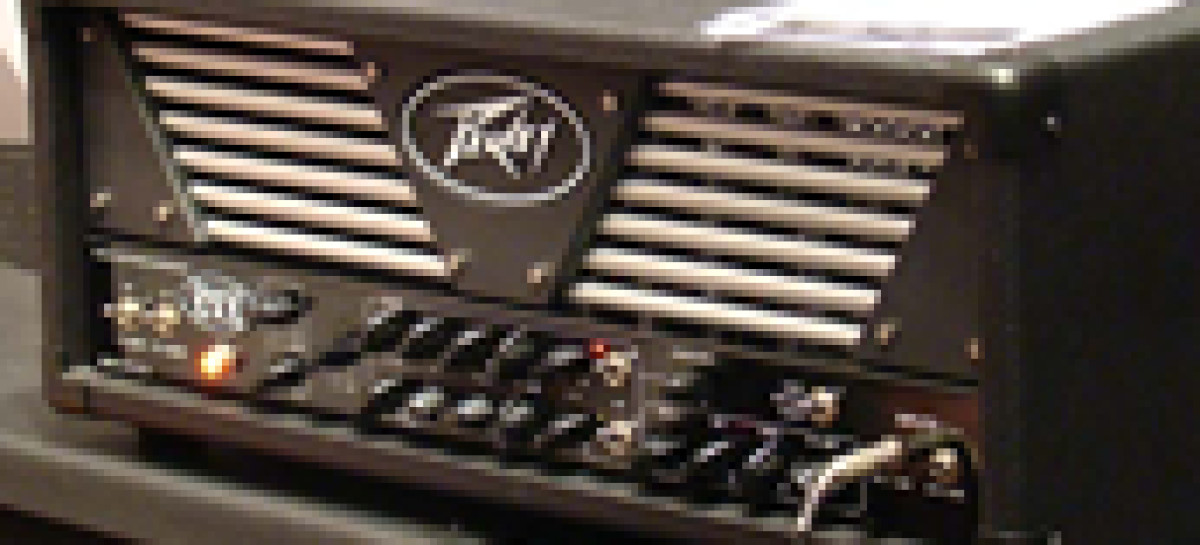 Nova versão do amplificador Peavey XXX