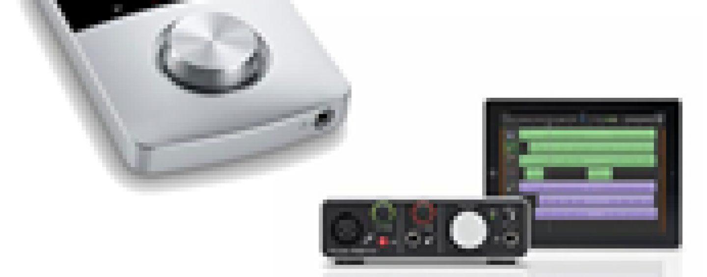 Focusrite apresenta duas novas interfaces de áudio