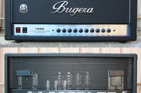 Conheça os amplificadores de guitarra 1990 e 1960 da Bugera