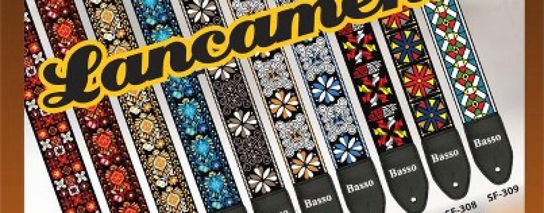 Expomusic 2012: Novidades da Basso Straps
