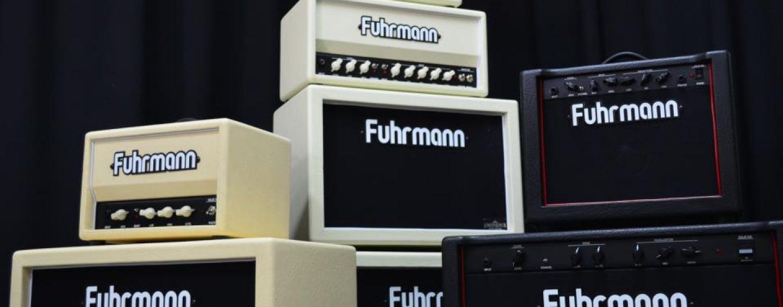 Novos amplificadores e caixas Fuhrmann