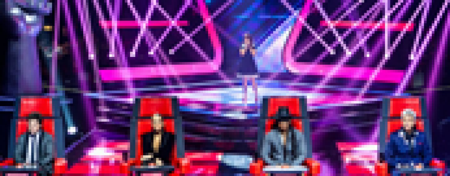 Equipo no The Voice Brasil 2013