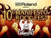Roland apresenta 10º Manifesto Rock Fest