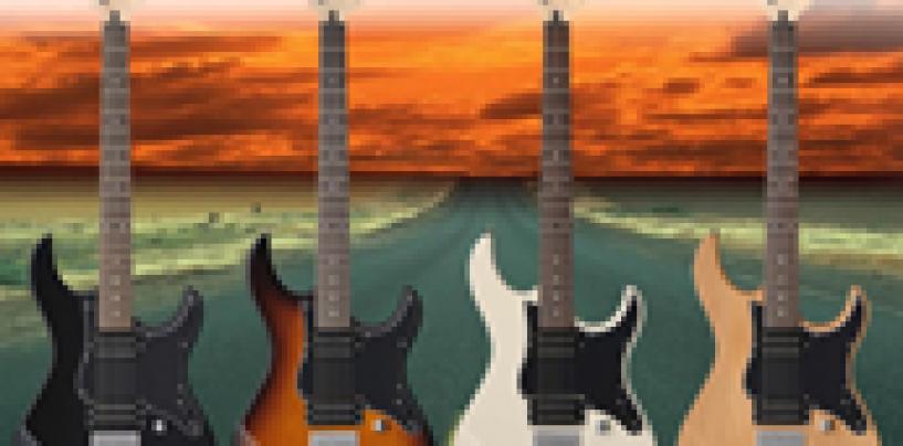 Yamaha disponibiliza novas versões das guitarras Pacífica