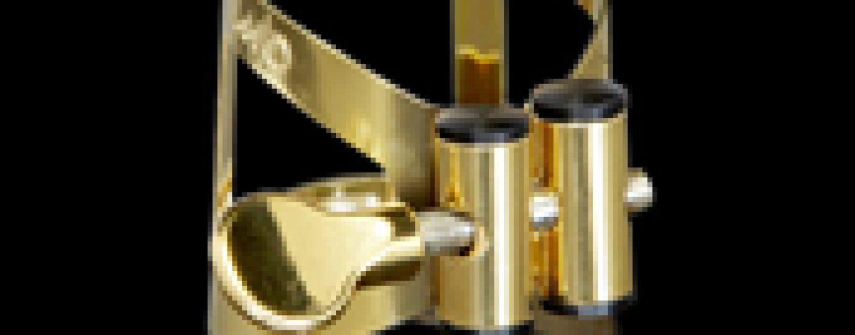 Ligadura Vandoren M|O para clarinete e saxofone