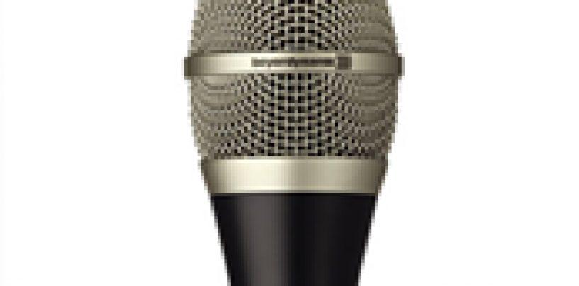 Conheça o Microfone TG V50D, da Beyerdynamic