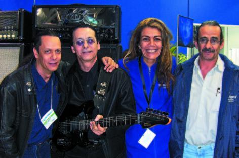 Odery Drums e Meteoro representarão o Brasil na feira Music China, em Shanghai