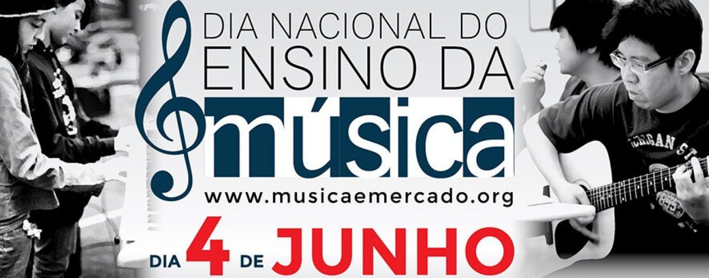 Dia Nacional do Ensino da Música 2016