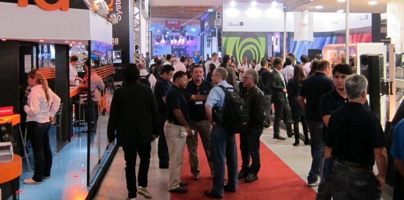 AES Brasil Expo vai começar