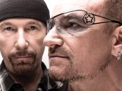 The Edge e Bono Vox, do U2, se tornam diretores da Fender