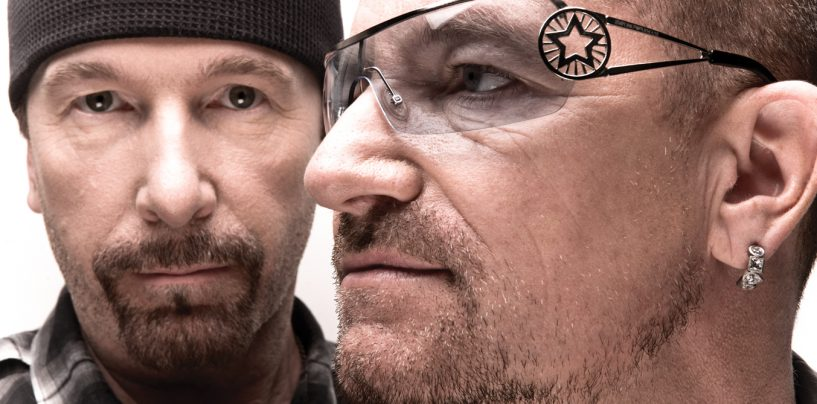 The Edge e Bono Vox, do U2, se tornam diretores da Fender