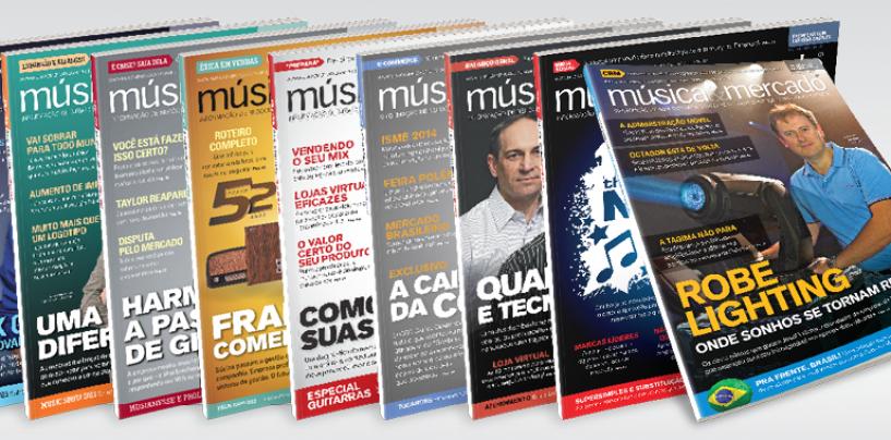 Revista Música & Mercado – Edição72 – Completa