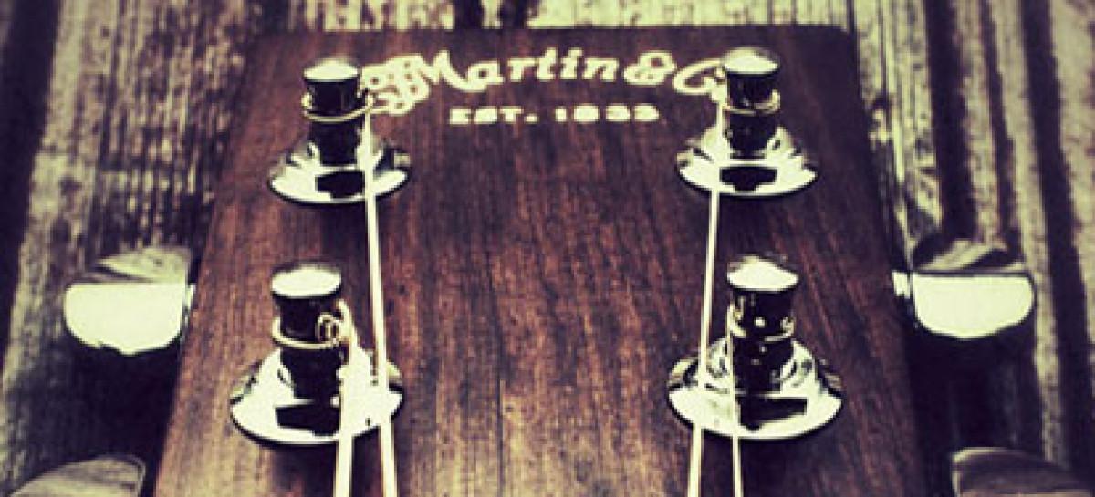 Martin Guitar tem novo CPO, principal diretor de produtos