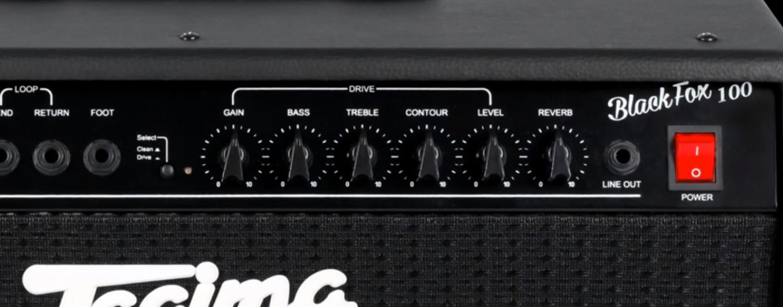 Tagima reforça sua linha com o amplificador Black Fox