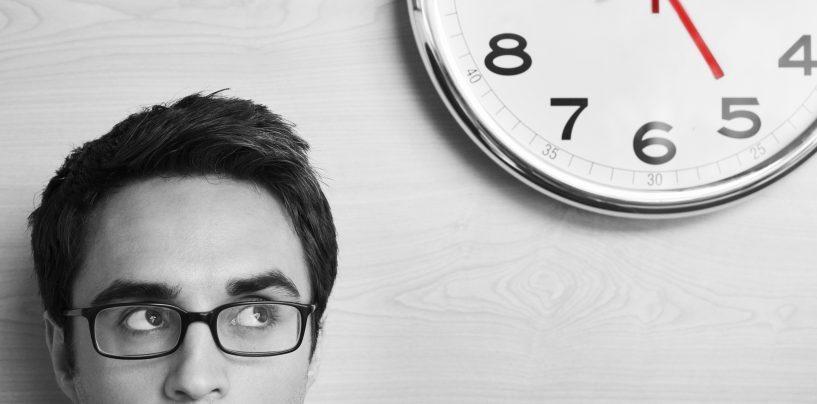 Como lidar com a falta de tempo?
