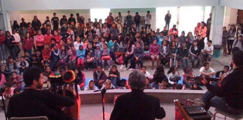 Ilhabela: 1º Festival de Música nas Escolas