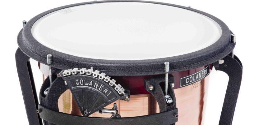 Colaneri Percussão apresenta seu tímpano 35″
