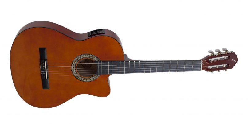 Giannini apresenta novo violão: NF-14 CEQ Start