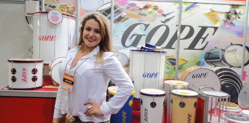 Gope retorna à feira após 5 anos