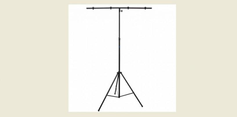 ASK: Pedestal para canhão de iluminação