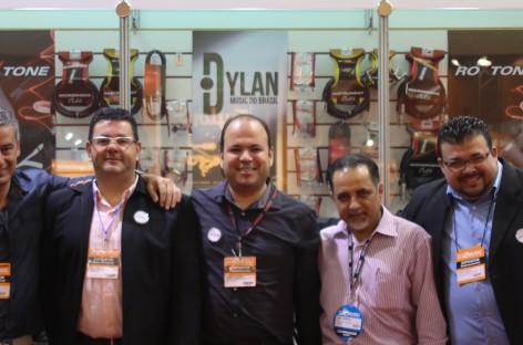 Dylan Music do Brasil apresenta novos representantes