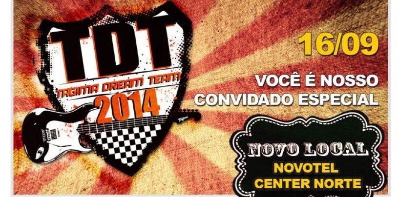 TDT 2014: Prepare-se para o evento da Tagima e Nagano