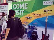 Anafima e empresas brasileiras na Music China