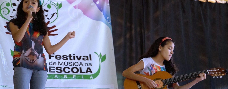 Grande final do 1º Festival Musical de Ilhabela