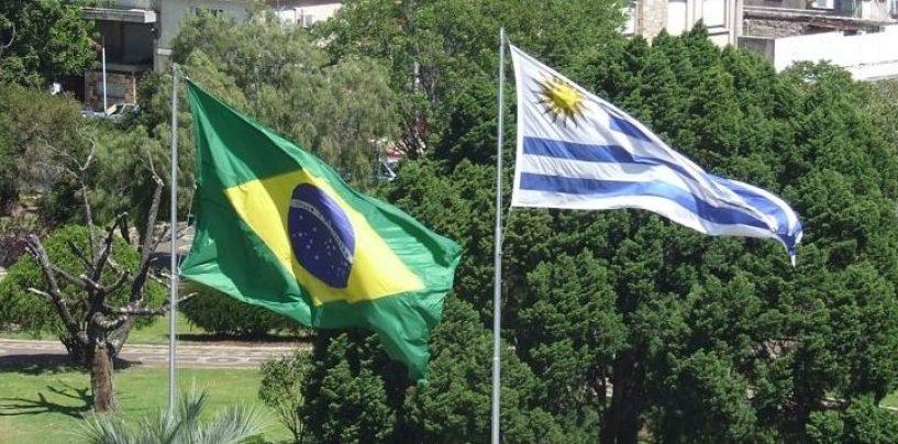 Brasil e Uruguai acertam acordo bilateral para comércio em moedas locais
