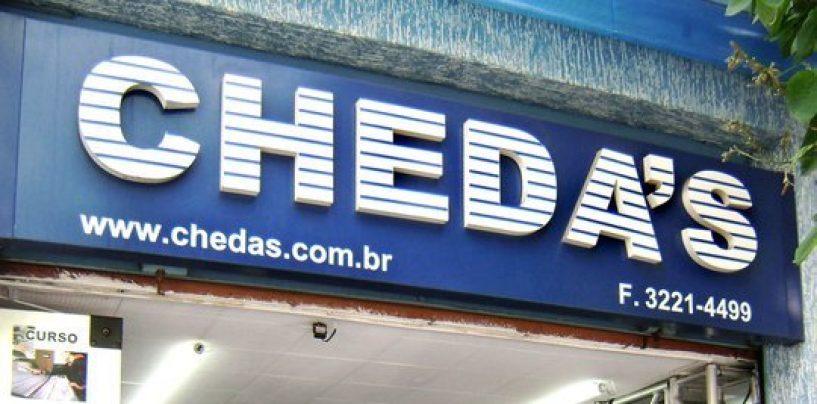 Chedas é assaltada em São Paulo. Conheça os modelos e número de série dos produtos