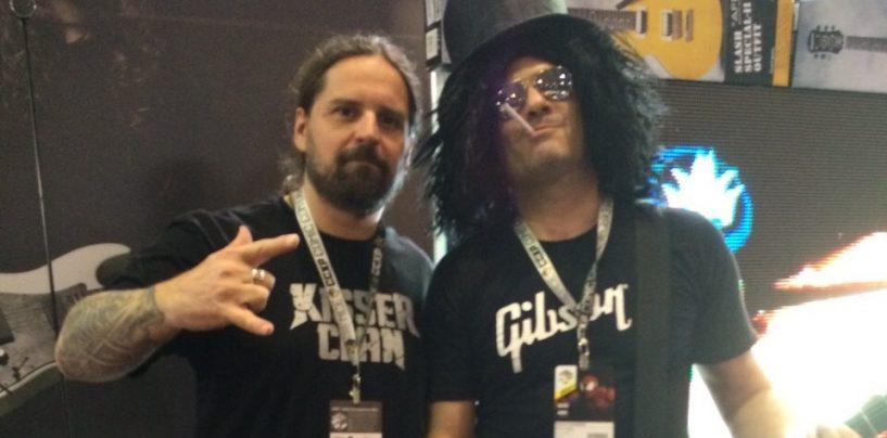 Royal, Reference e Total Guitar na Comic Con XP Brasil