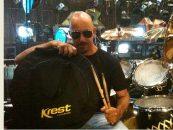 Krest Cymbals anuncia novos endorsers