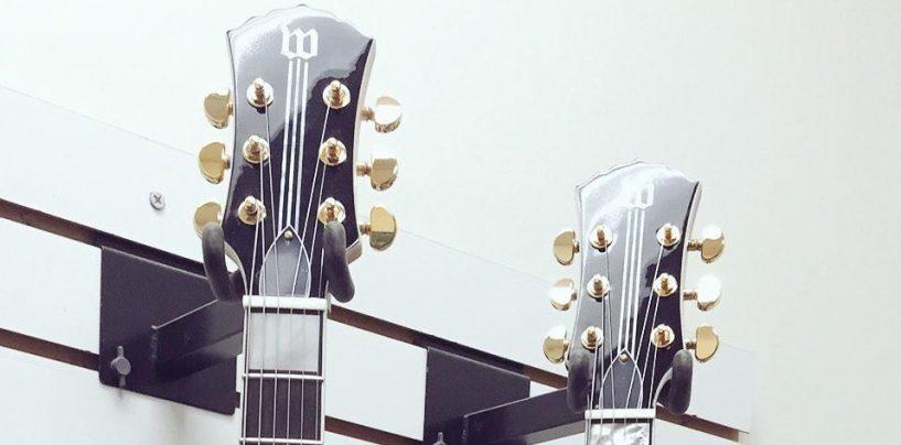 Namm 2015: Zakk Wylde lança sua própria marca de instrumentos
