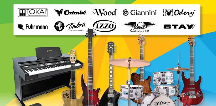 Namm Show 2015: As empresas brasileiras na feira